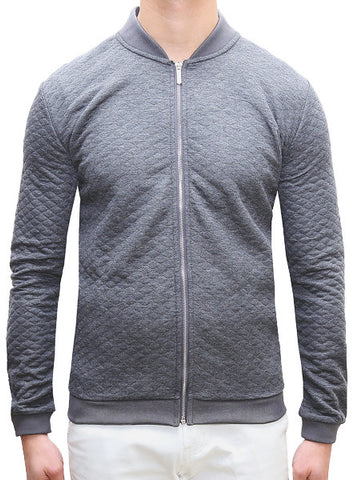 Prep Casual Bomber - Charcoal