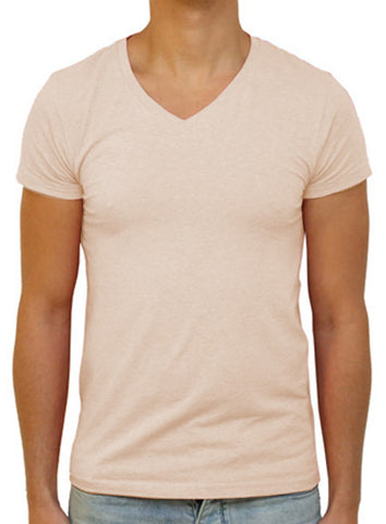 Slim V T-Shirt - Neutral