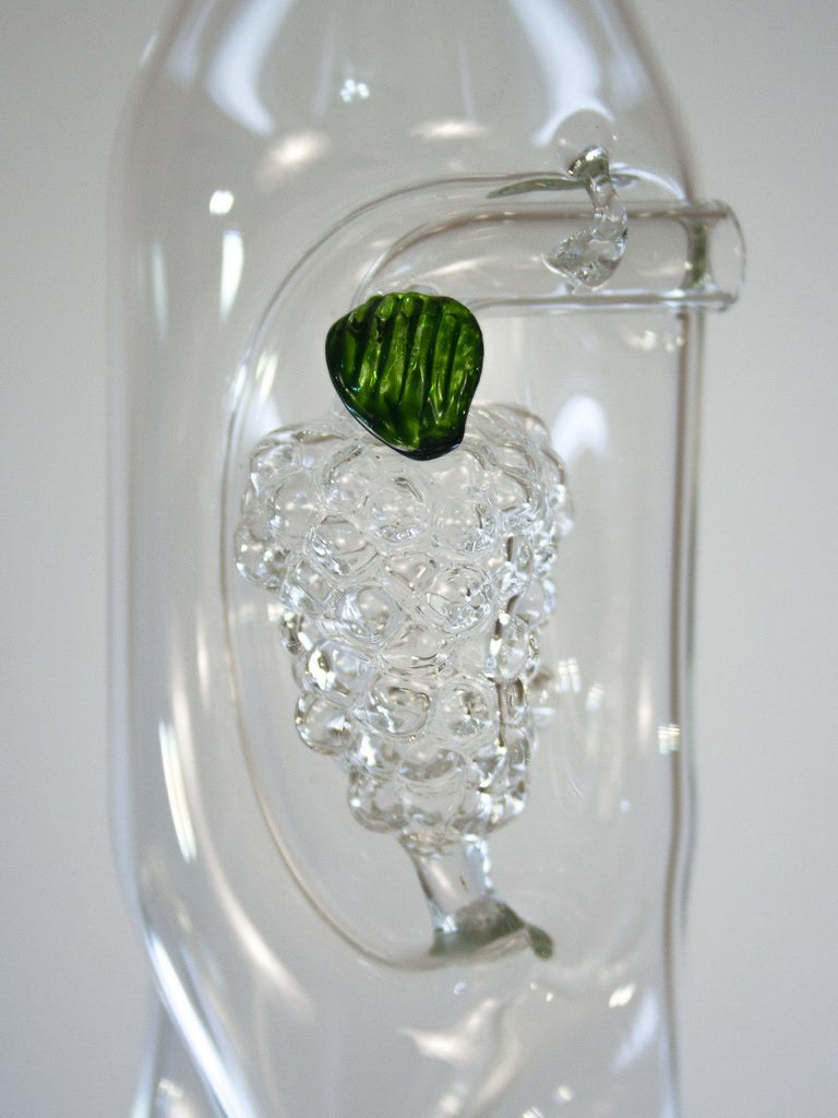 Twisted Grape Cluster Bottle - Glasstastic Ideas - 3