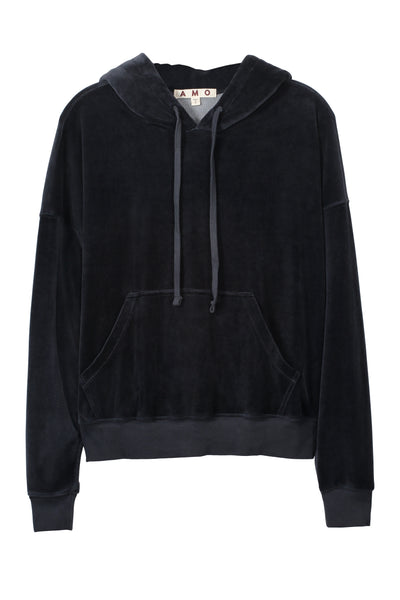 Velour Hoodie <br> Nightcap <br> *Final Sale*