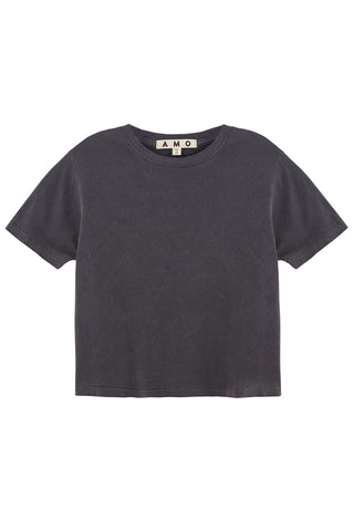 Babe Tee<br>Faded Black
