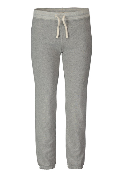Sample Sale <br> Cropped Sweatpant <br> Heather Grey <br> *Final Sale*