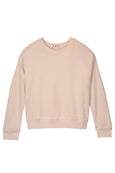 Classic Sweatshirt <br> Pale Pink