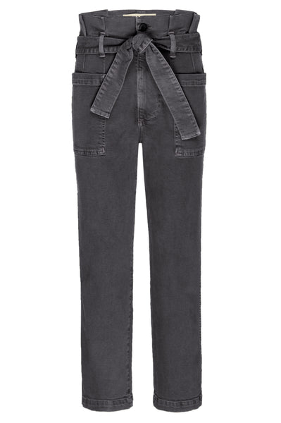 Utility Pant <br> Washed Black