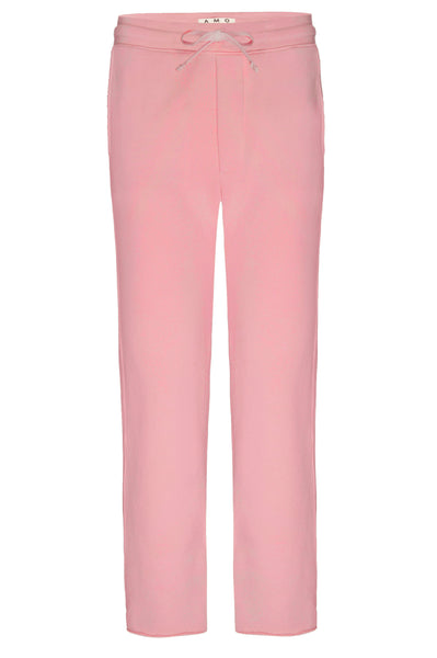 Straight Leg Sweatpant <br> Pink