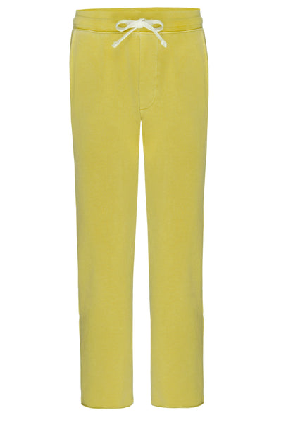Straight Leg Sweatpant <br> Citronella