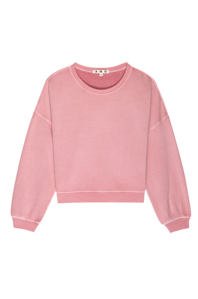 Easy Sweatshirt <br> Pink