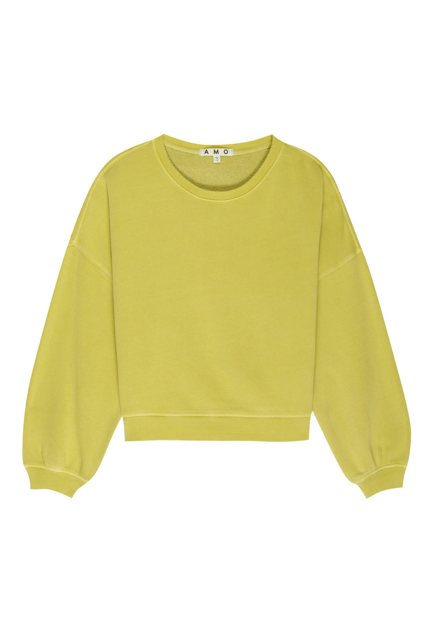Easy Sweatshirt <br> Citronella