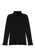 Merrow Turtleneck <br> Black