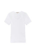 Sweetheart Tee <br> White