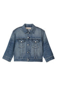Lulu Jacket <br> Heritage Blue