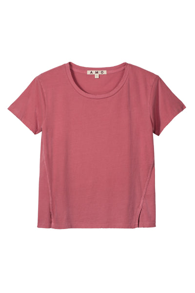 Sample Sale <br> Twist Tee <br> Petal <br> *Final Sale*