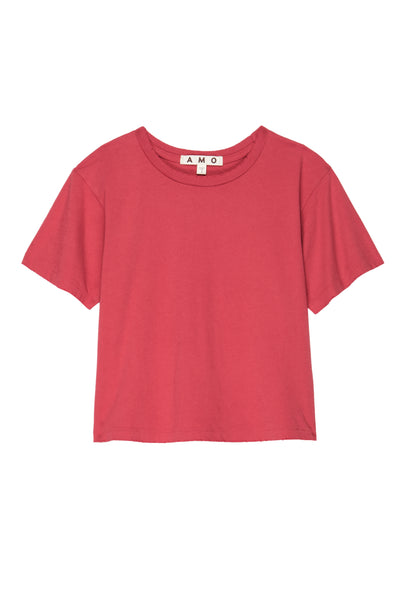 Babe Tee <br> Washed Red