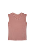 Muscle Tank <br> Antique Rose <br> *Final Sale*