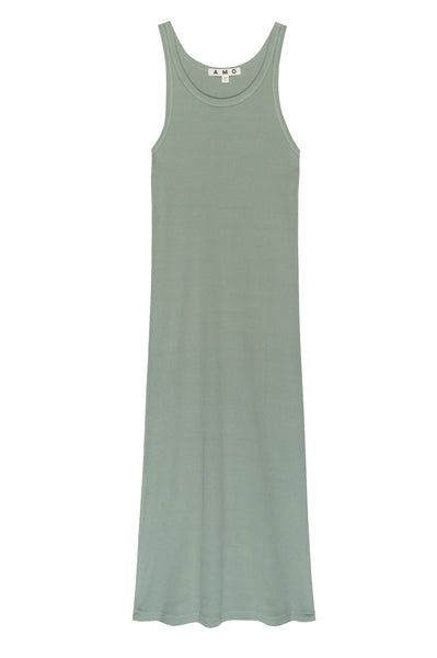 Long Rib Tank Dress <br> Surplus