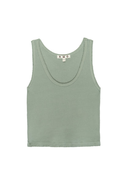 Crop Rib Tank <br> Surplus