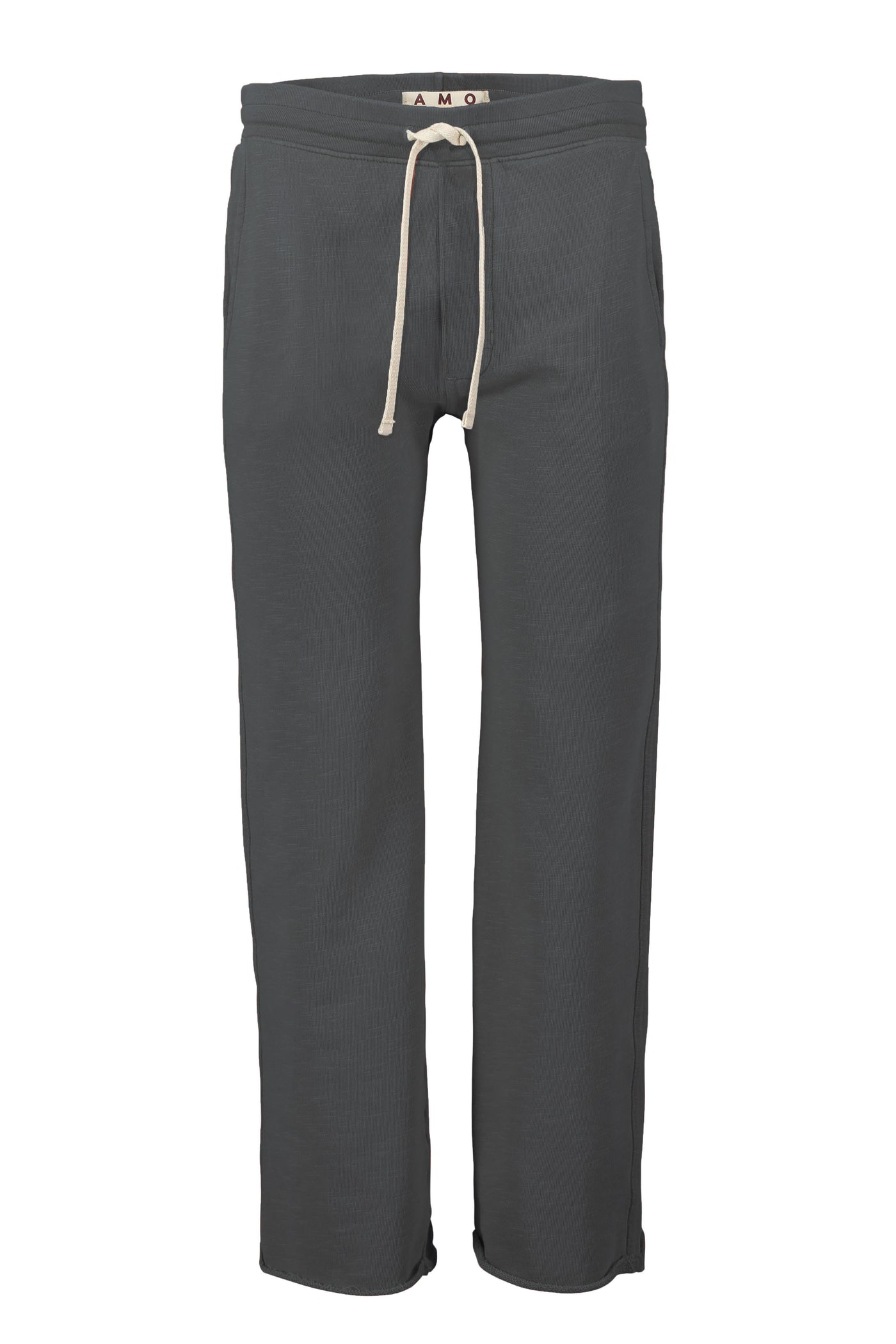 Straight Leg Sweatpant <br/> Faded Black