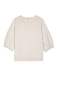 Puff Sleeve Sweatshirt <br> Bare
