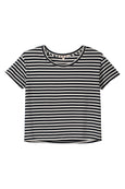 Boxy Tee <br> Sailor Stripe