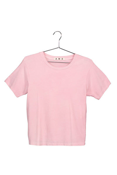 Classic Tee <br> Faded Pink <br> *Final Sale*
