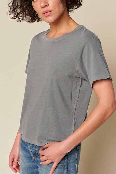 Classic Tee <br> Faded Gray Green