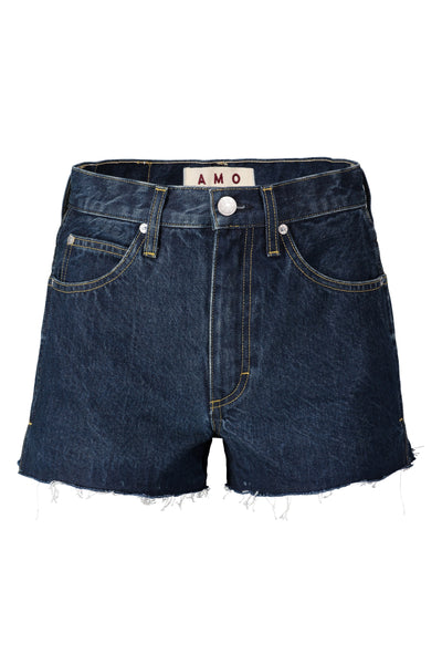 Rosebowl Short <br> Indie Blue