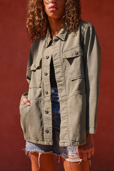 Army Rosie Jacket <br> Surplus