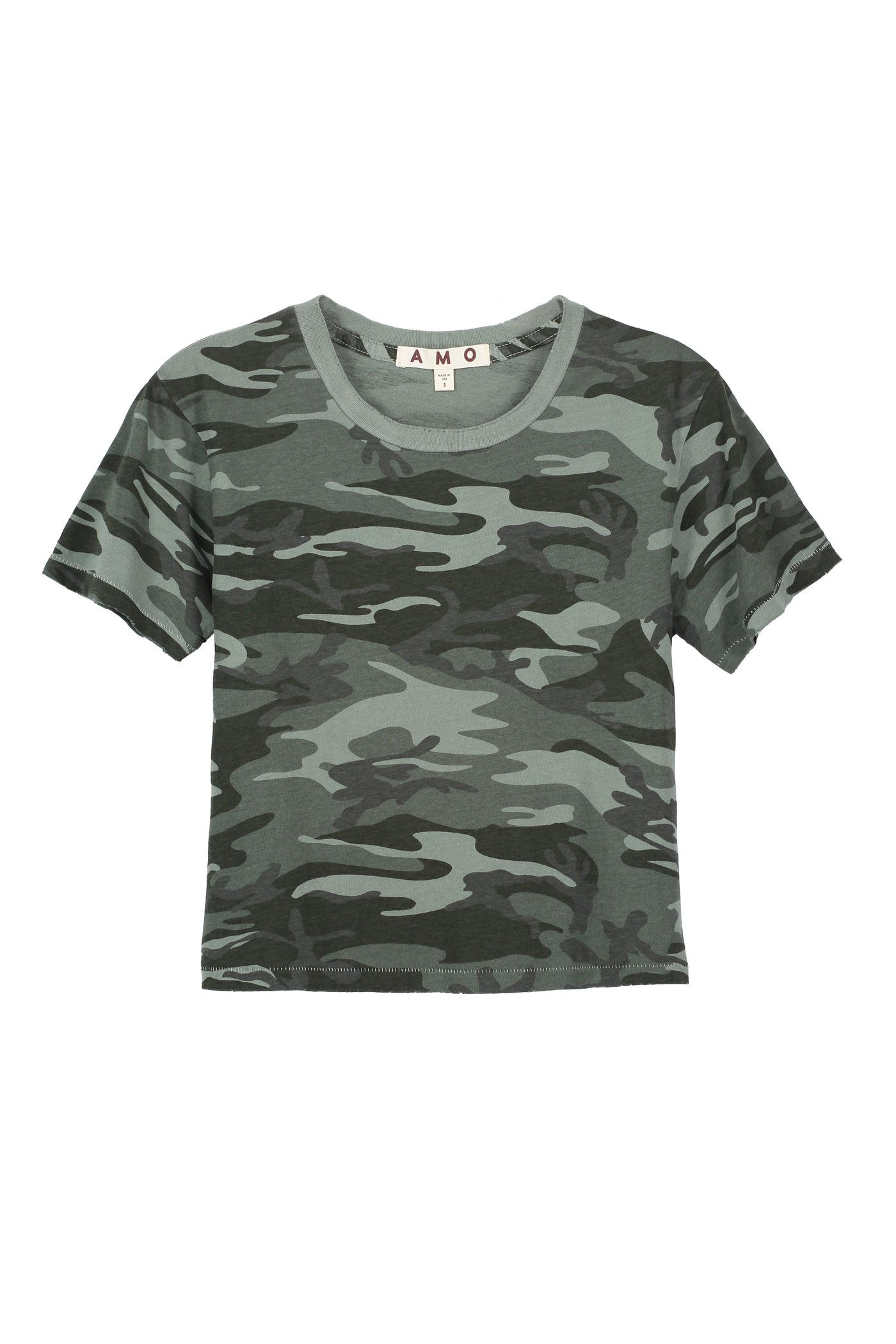 Babe Tee <br> Surplus Camo