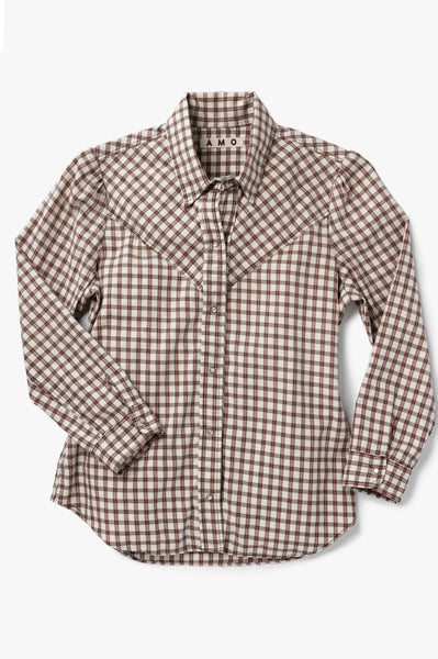 Sample Sale <br> Georgia <br> Calico Plaid <br> *Final Sale*