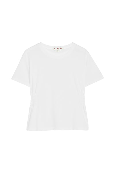 Girlfriend Tee <br> White