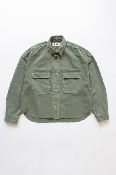 Heirloom Army Shirt <br> Surplus <br> *Coming Soon*