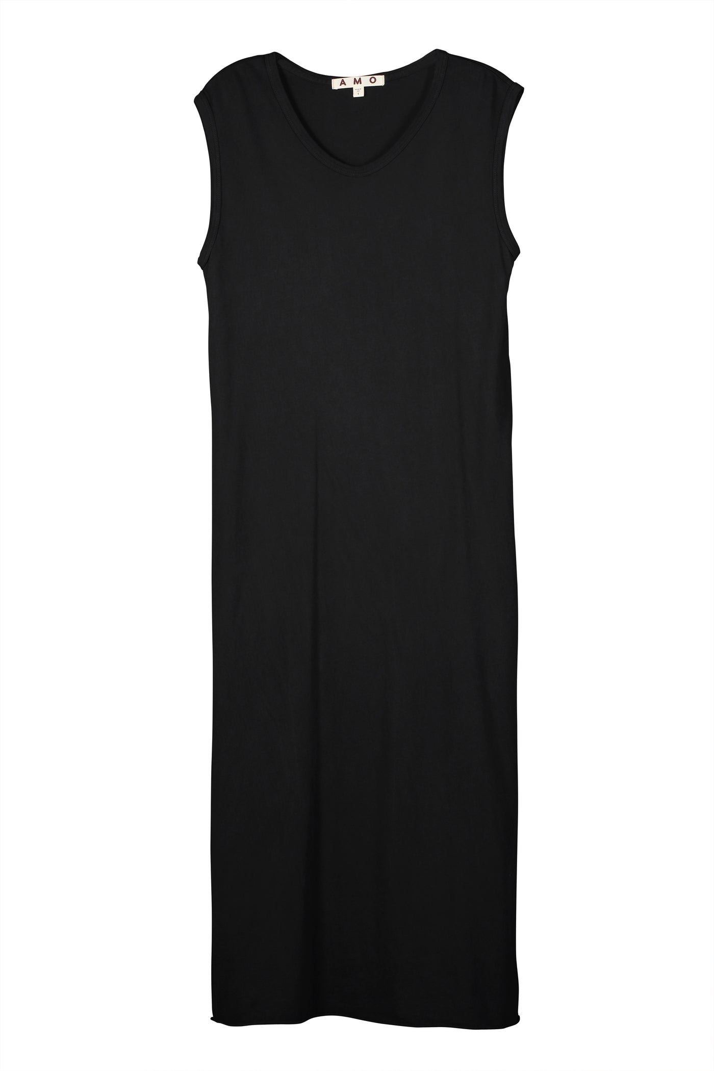 Muscle Tank Dress <br> Vintage Black