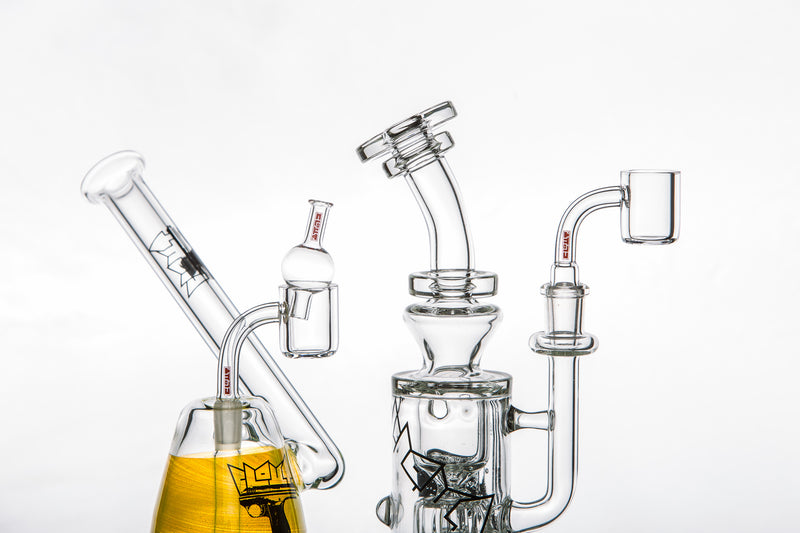 The Best Directional Bubble Carb Cap for Concentrates