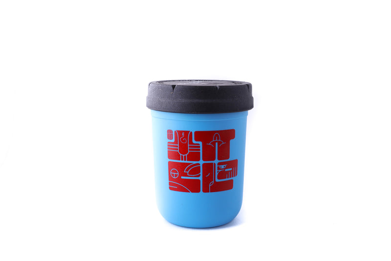 Clout x Restash Electric Blue Jar 8oz