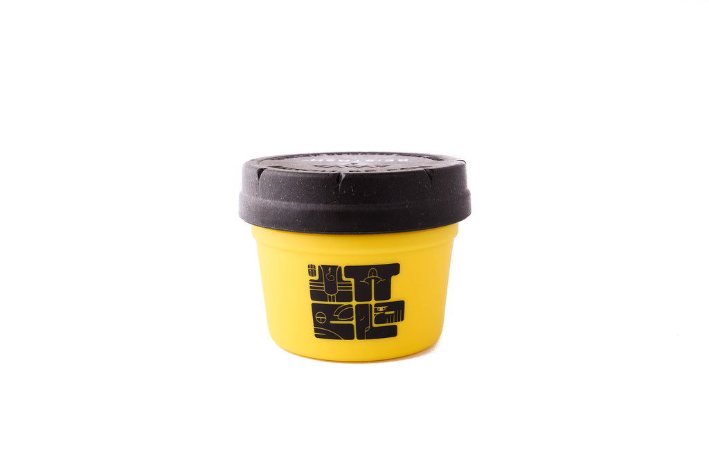 Clout x Restash Black & Yellow Jar 4oz