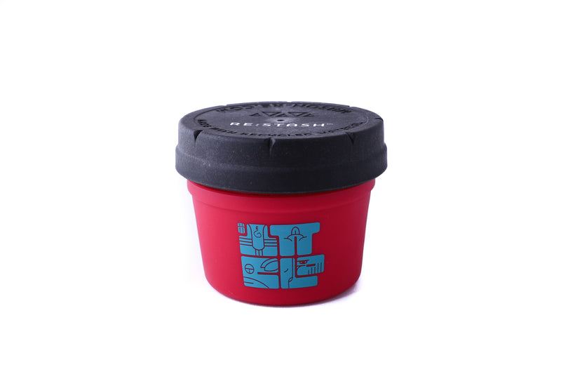 Clout x Restash Miami Fuchsia Jar 4oz