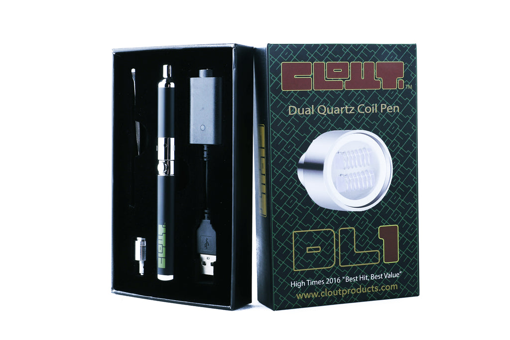 DL1 Vape Pen for Concentrates