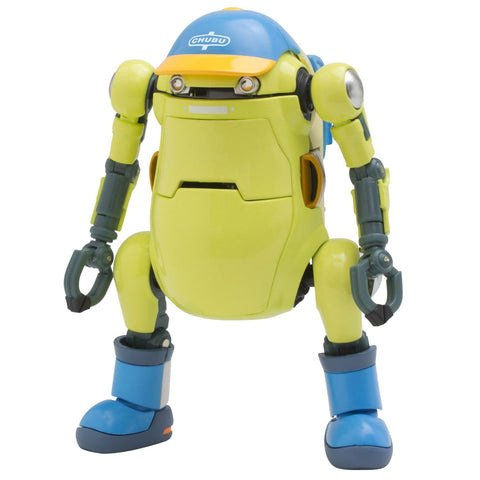 1000toys Mechatro WeGo DX 1/35 Yellow-green