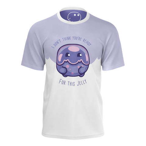 Not Ready for this Jelly Oni Shirt