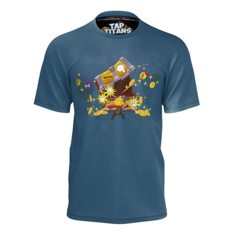 Get Chester! Tap Titans Shirt