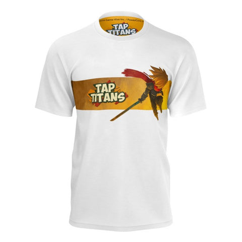 Hero Sword Master Tap Titans Shirt
