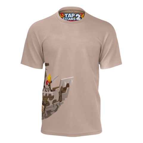 Off to Adventure Tap Titans 2 Shirt