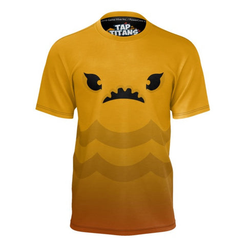 Jack-O-Lanterns Monster Tap Titans Shirt