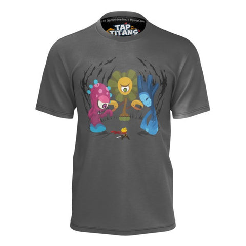 Monster Friends Tap Titans Shirt
