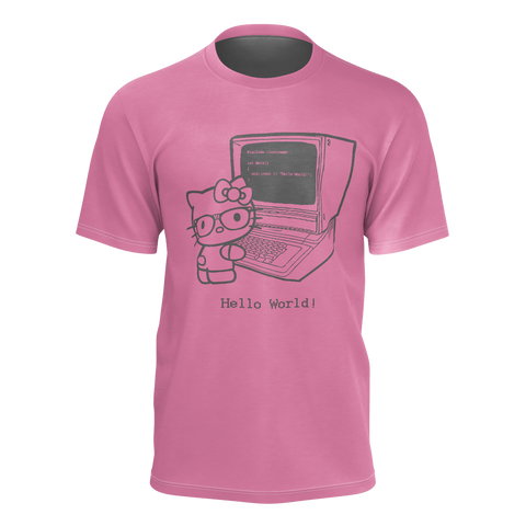 Hello World!  Hello Computer! Shirt