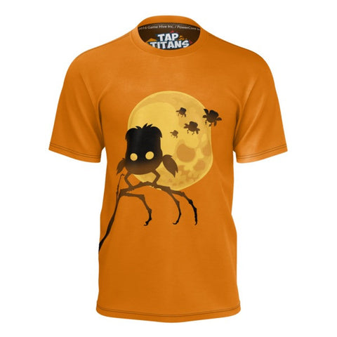Fly Monster Halloween Tap Titans Shirt