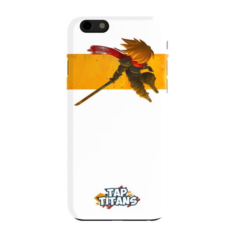 Hero Tap Titans iPhone 6 & 6s Case