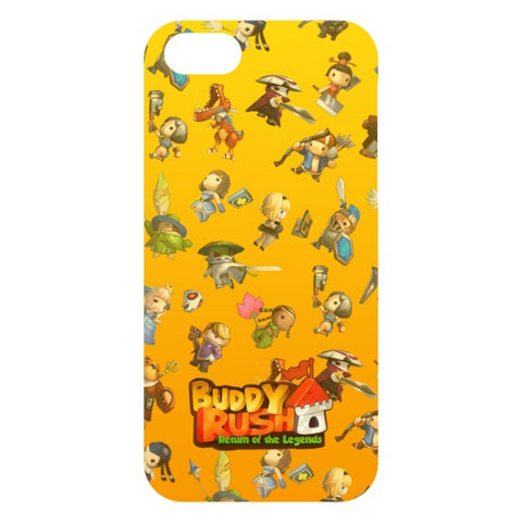 Minies Buddy Rush iPhone 5 Case