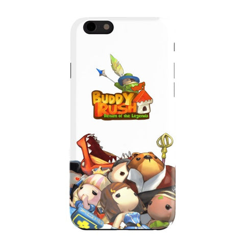 Bunch o' Buddies Buddy Rush iPhone 5 Case