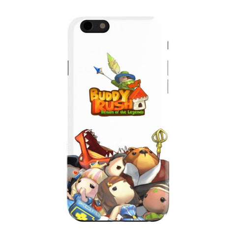 Bunch o' Buddies Buddy Rush iPhone 6 Case